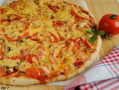 Рецепты пиццы! Вкуснейшие рецепты!
