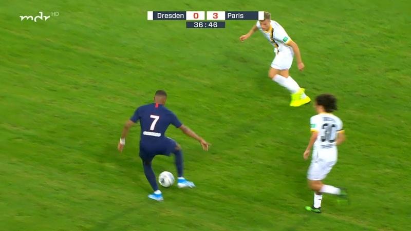 Kylian Mbappé Amazing First Pre-Season Game (16072019)