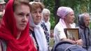В городе Стаханове состоялся общегородской крестный ход