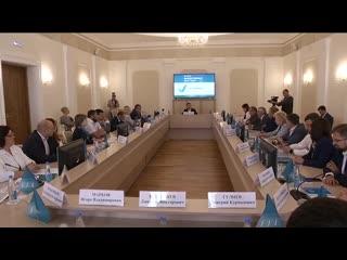 Роман Старовойт представил свою предвыборную программу Время эффективных действий