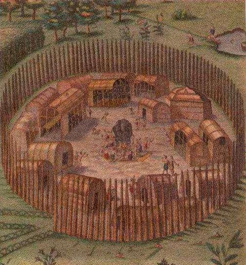 ПОТЕРЯННАЯ КОЛОНИЯ РОАНОК Более четырех веков мир гадает, какая судьба постигла небольшую колонию англичан - мужчин, женщин и детей, - отплывших в Новый Свет, чтобы основать там колонию. Они