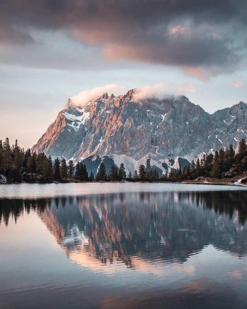 Озеро Зеебен, Австрия