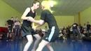 Megan van Houtum (Gracie Barra NL) -65 Fight 1