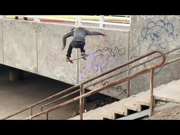 INSTABLAST! JAWS Ollie, Bottle Cap Challenge, LIL NAS X Kinky Sack! Mom Skateboarding Fail