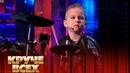 5-летний барабанщик-виртуоз Марк Косинский Круче всех!