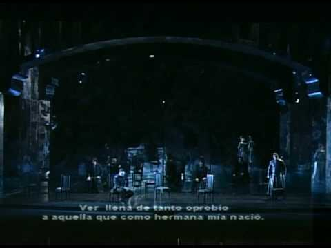 Enrico's aria from Lucia di Lammermoor