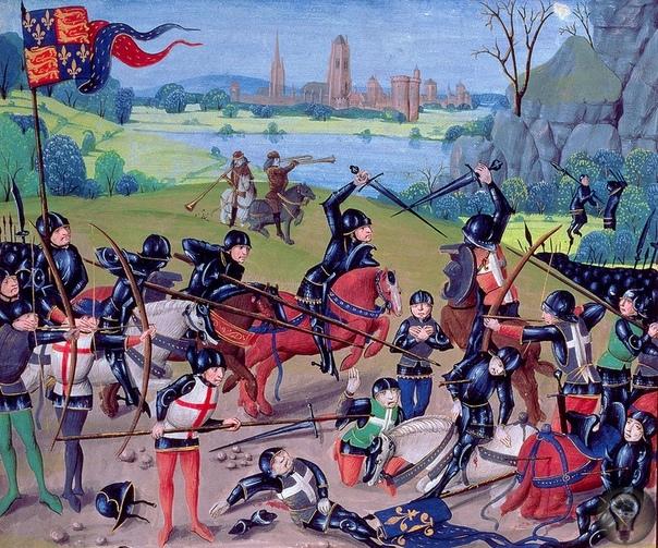 Средневековая война: благородство vs прагматизм