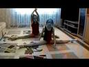 Художественная гимнастика тренировка