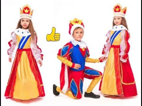 👍 Костюм Королева Элизабет для девочки — Магазин GrandStart.ru ❤️