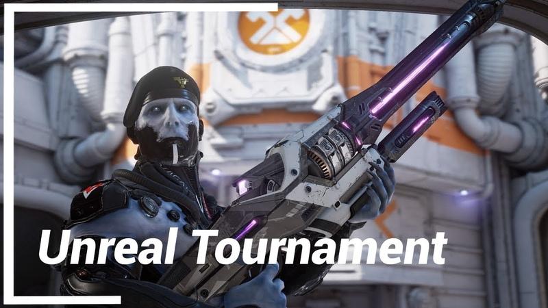 Пострелушки ● Unreal Tournament