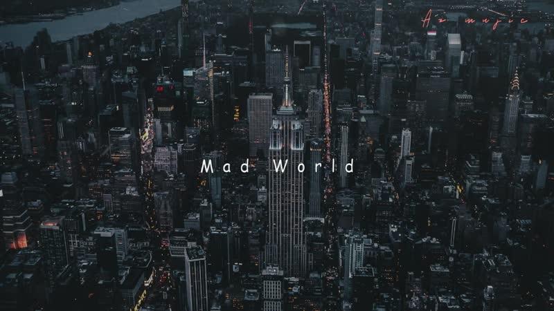 Az Music Mad World Rap Beat Hip Hop Instrumental Music 2019