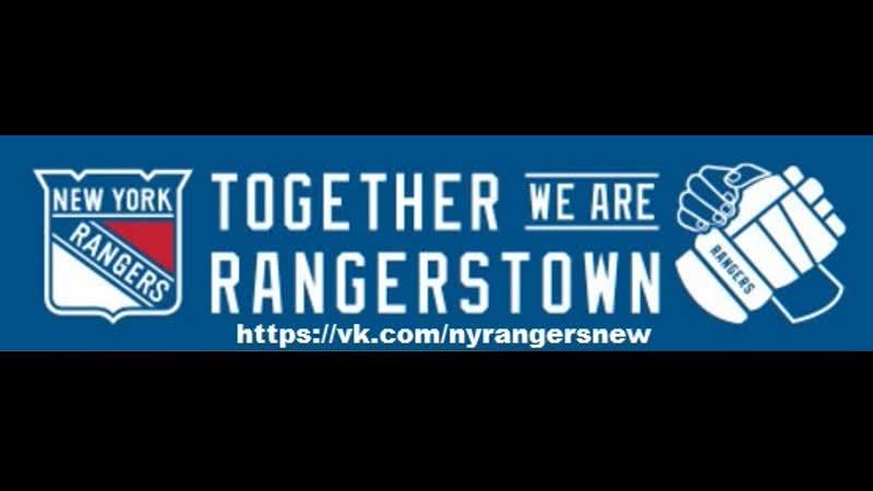 Panarin already on ice training in Rangers gear