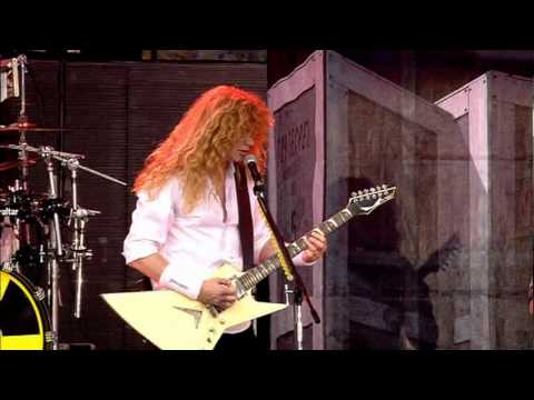 Trust - Megadeth (The Big Four)