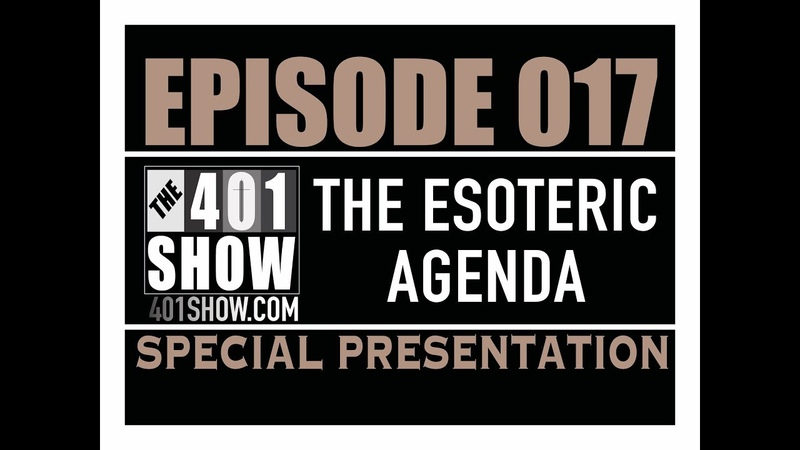 THE 401 SHOW - EP017: The Esoteric Agenda - Screening by Ben Watson *SPECIAL EDIT*