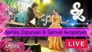 Samira Zopunyan Samvel Ayrapetyan Ambre LIVE Mermaid Tails continuation