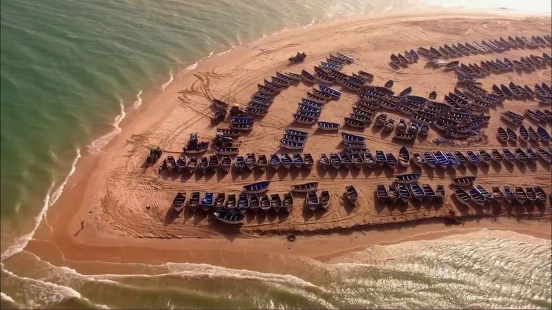 Documentaire le Maroc vu du ciel France 2 HD (complet)