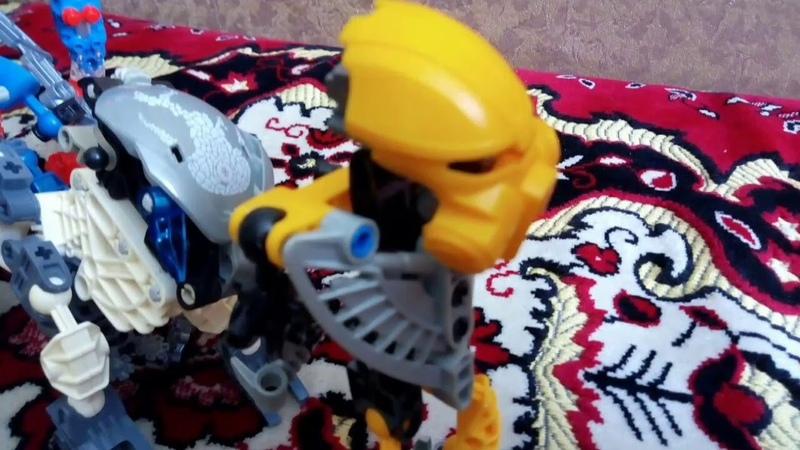 Bionicle:Adventure 1 сезон 3 серия Лес страха.