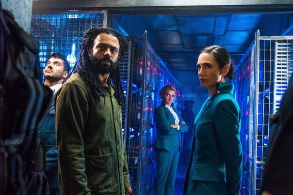 ТВ-адаптация фантастики «Сквозь снег» выйдет на две недели раньше