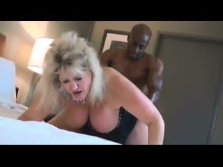 Amateur black cock milf whores - любительский чёрный член трахает распутных мамочек