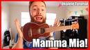 Mamma Mia - ABBA Easy Ukulele Tutorial