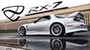 Mazda RX 7 FD3S Дарит эмоции в обмен на масло с бензином