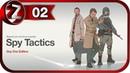 Spy Tactics ➤ Сложный уровень ➤ Прохождение 2