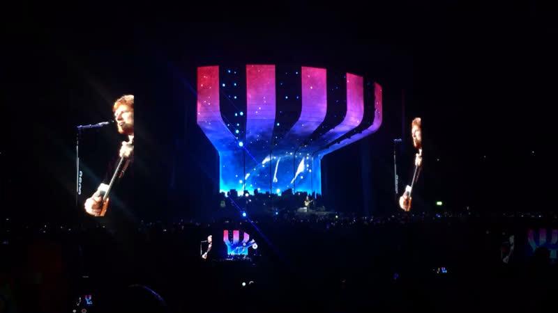 Ed Sheeran - Thinking Out Loud (Live)