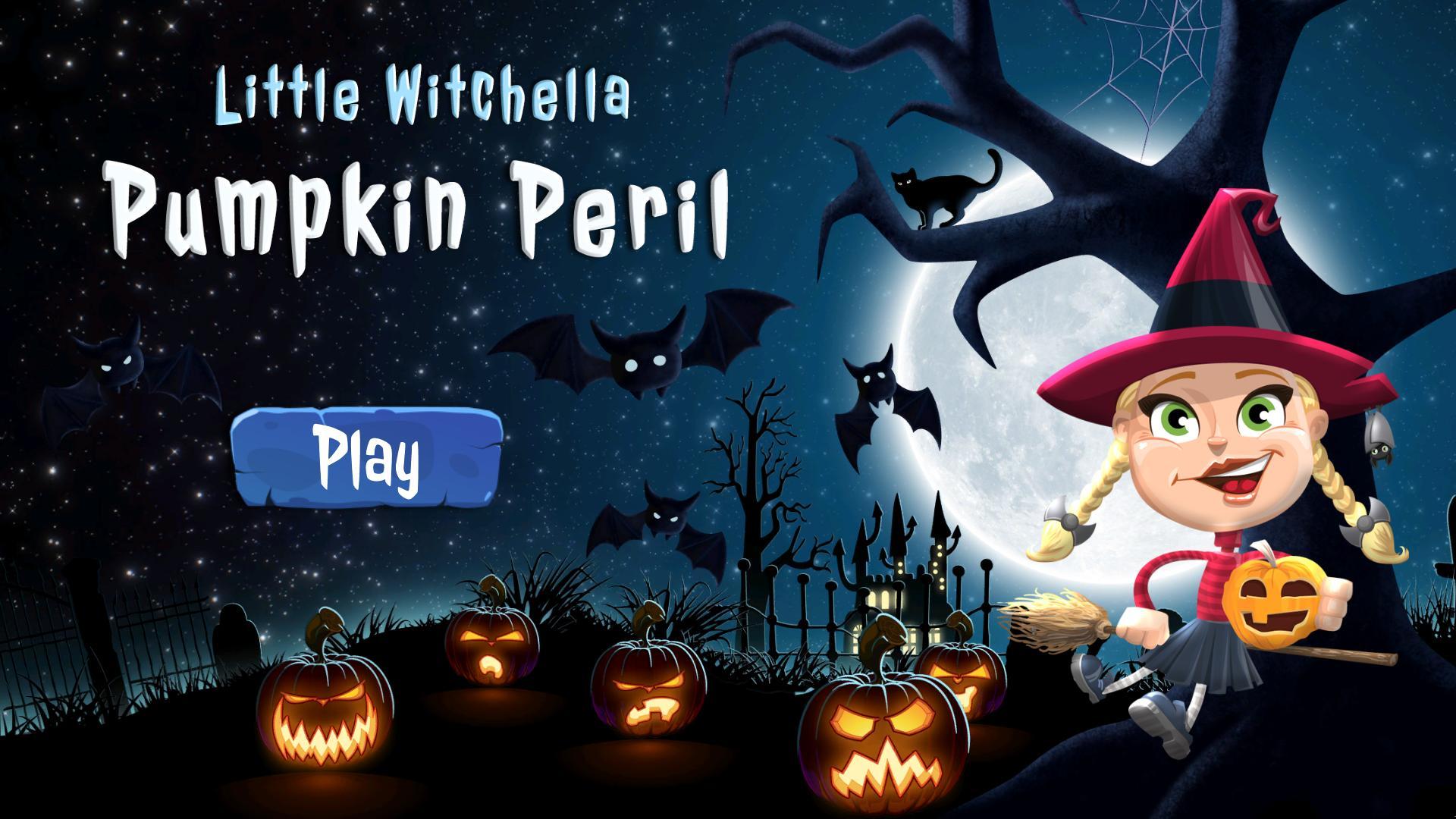 Маленькая ведьма: Тыквенная угроза | Little Witchella: Pumpkin Peril (En)