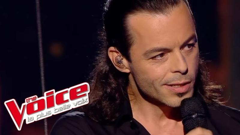 Calogero En apesanteur Nuno Resende The Voice France 2013 Prime 4