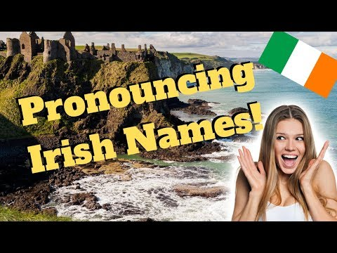 Pronouncing Irish Names 4