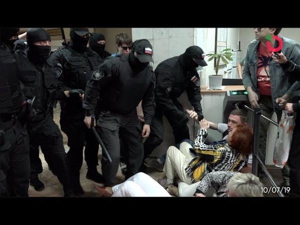 Суд над Евгением Куракиным слушателей избили и арестовали к обвиняемому не пускали адвоката