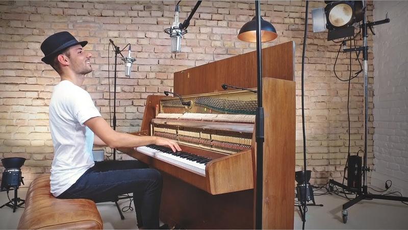 Despacito Piano Cover Peter Bence