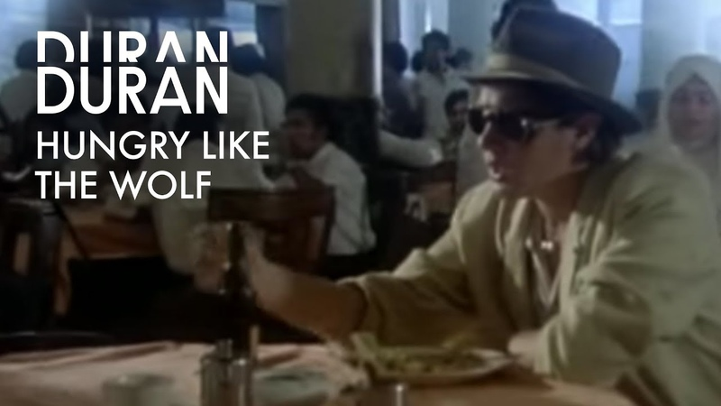 Duran Duran - Hungry like the Wolf (Official Music Video)