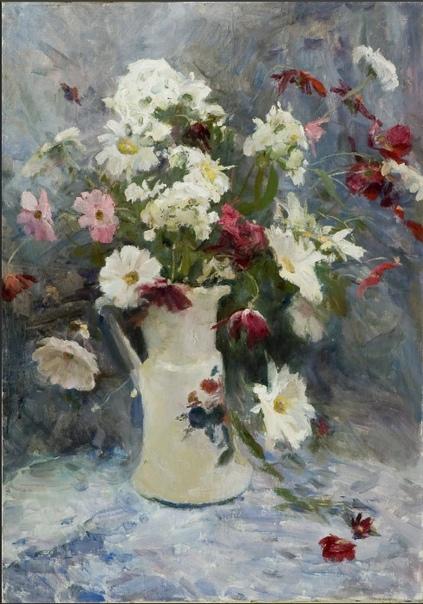 Коблов Алексей Васильевич (1921-2008 ) родился в Саратове в 1921 году. Учился в Саратовском художественном училище в 1941. Прямо с учебной скамьи ушел добровольцем на фронт. После окончания