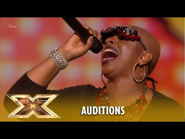 50yo Mom Of Two Janice Robinson Returns And BLOWS Everyone AWAY! | The X Factor UK 2018