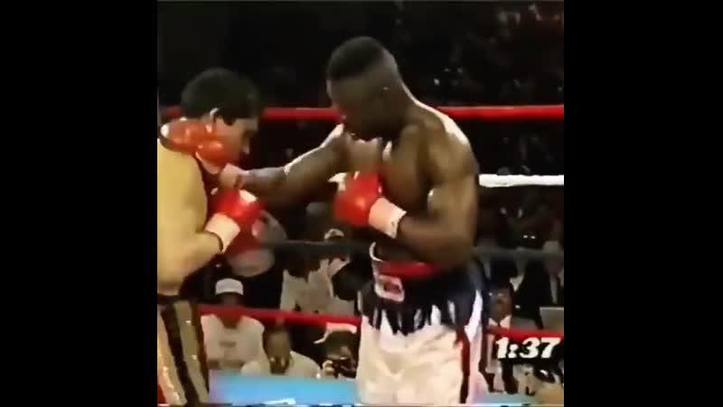 Настоящий мексиканский стиль бокса от Хулио Сезара Чавеса