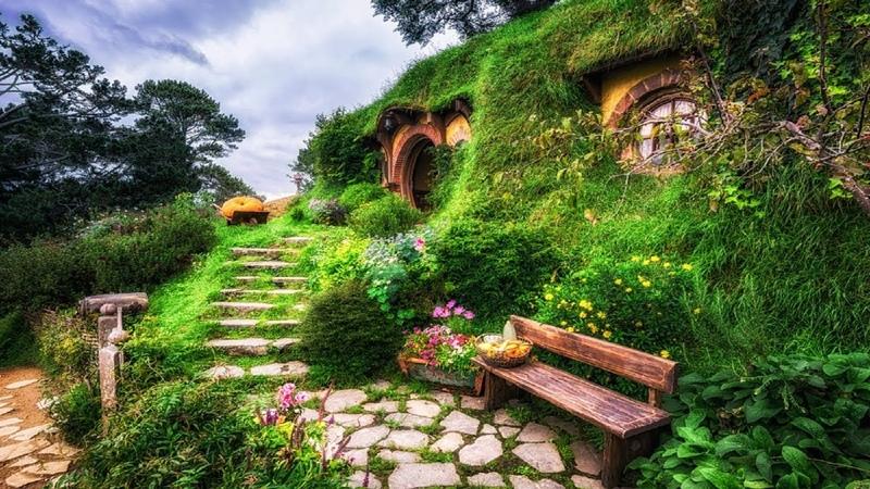 Celtic Fantasy Music – Hobbiton | Shire Music, Irish Music, Folk Music