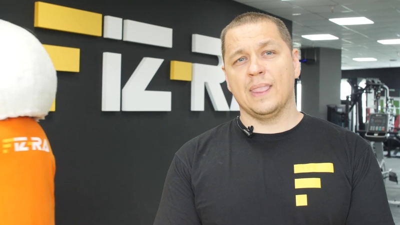 Николай Анисим интервью с открытия FIZ-RA