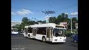 Троллейбус Минска БКМ-32102, борт.№ 4556,марш.48 (04.06.2019)