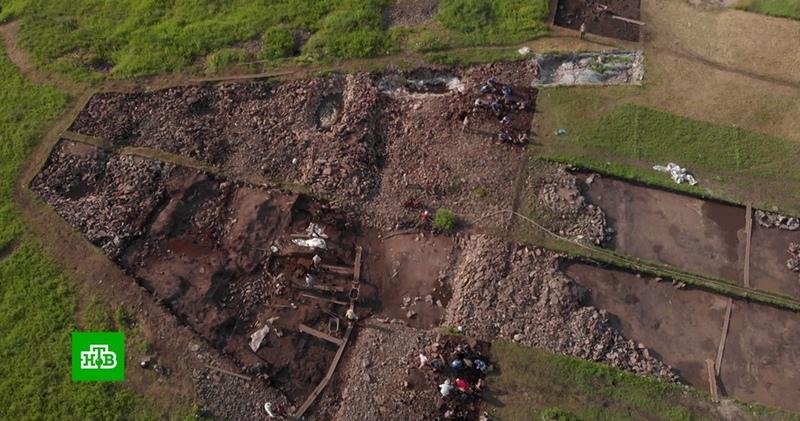 Древнейший скифский курган в Туве хранит тайну братских могил