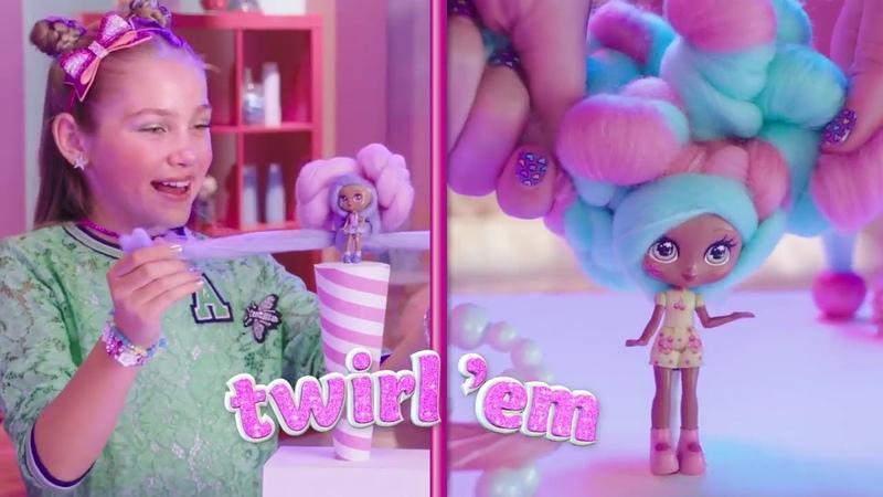Кукла Сахарная милашка Candylocks Dolls Series 1