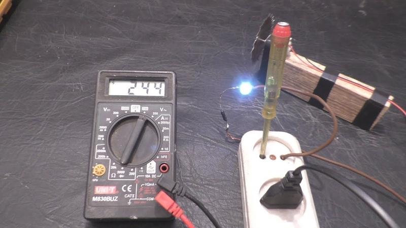 Электричество с нуля розетки 2 часть