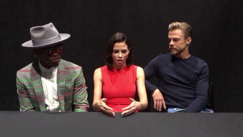 Ne-Yo, Jenna Dewan Derek Hough ('World of Dance') are 'unleashed' for Season 2 | GOLD DERBY