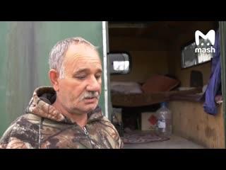 Мужчина, спасавший людей во время наводнения в Иркутской области, вынужден жить в машине