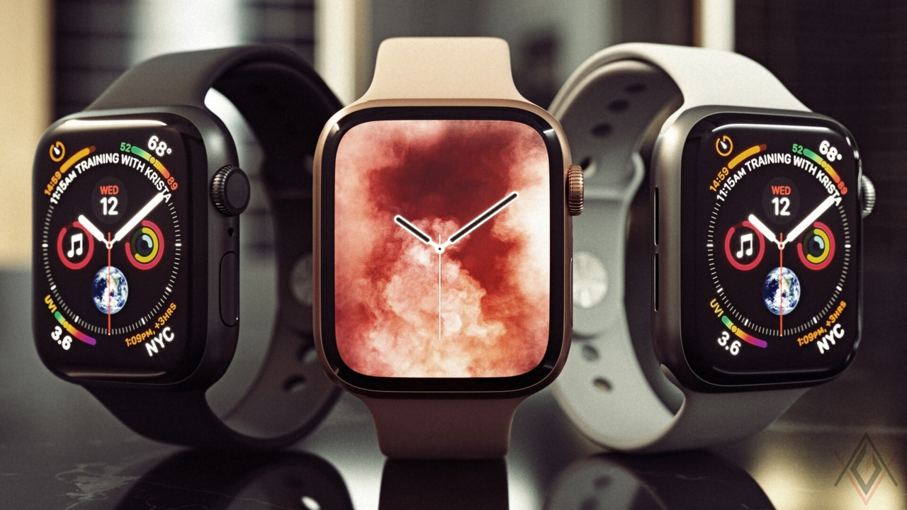 Apple Watch 4 серии