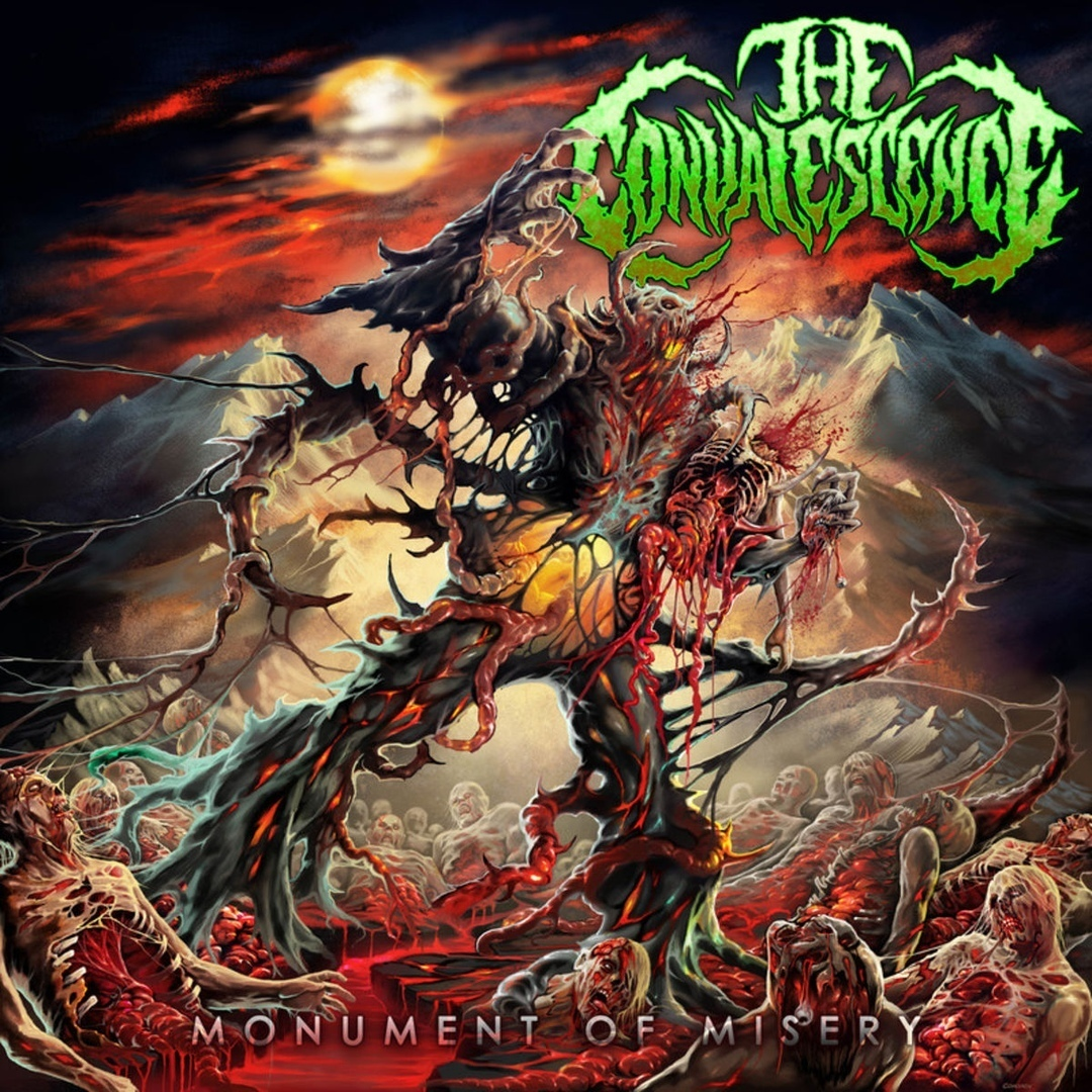 The Convalescence – Monument of Misery (2019)