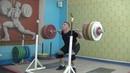 Тренировка Штанько Семён, 19 лет, вк 89 Приседания 230 кг