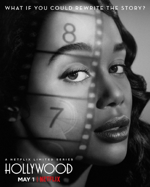 Новые постеры сериала «Голливуд» от Райана Мерфи