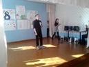 Поздравление с 8 марта в исполнении учащегося 9 класса Решитова Сергея