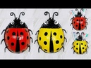 Ladybug toothbrush holder Easy making Best out of waste
